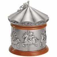 Royal Selangor   Pewter   Products   Music box, Merry Go Round