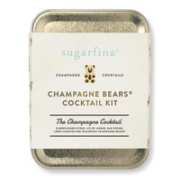 Sugarfina Champagne Gummy Bears Carry On Cocktail Kit