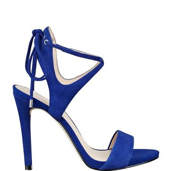 Christa Wrap-Around Heels | GUESS.com