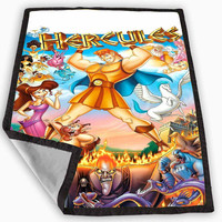 Disney Hercules Blanket for Kids Blanket, Fleece Blanket Cute and Awesome Blanket for your bedding, Blanket fleece **