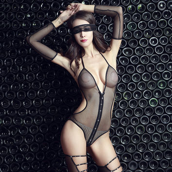 On Sale Hot Deal Cute Sexy Transparent Exotic Lingerie [6596189251]