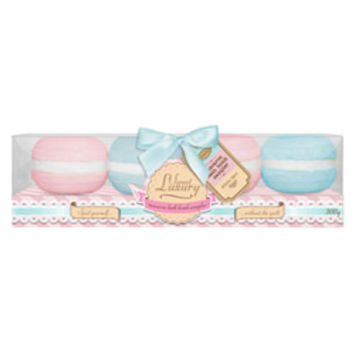 Buy Solace Sweet Luxury Macaron Bath Bomb Sampler 4.0 pack Online | Priceline