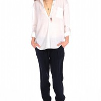 House of Harlow 1960 Finley Gauze Shirt
