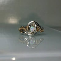 Made to Order Opal Ring