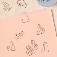 Kitty Kaddy Paper Clips Pack - Urban Outfitters