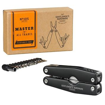 WILD AND WOLF PLIER & SCREWDRIVER MULTI TOOL