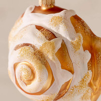 Cinnamon Bun Ornament - Urban Outfitters