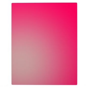 Ruddy pink Dark pink Razzmatazz Folly color Plaque