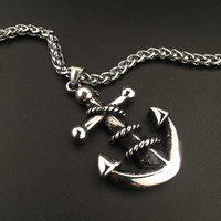 Gift Jewelry Shiny Stylish New Arrival Hot Sale Fashion Hip-hop Club Necklace [6542766979]
