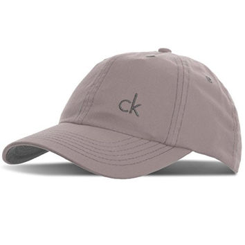 Calvin Klein Men's CK Vintage Twill Baseball Cap - One Size - Grey