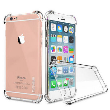 Best Protection Crystal iPhone 7 7 Plus & iPhone 6 6s Plus Case Cover + Gift Box