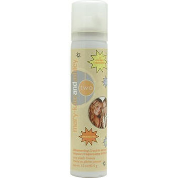Mary-kate & Ashley By Mary Kate And Ashley #2 Juicy Peach Freesia Shimmering Crackle Mousse 1.5 Oz