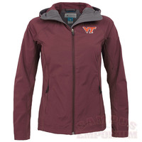 VT Womens Columbia Surefire Softshell Jacket