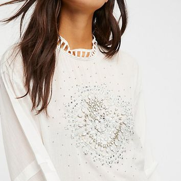 Heart Of Gold Blouse