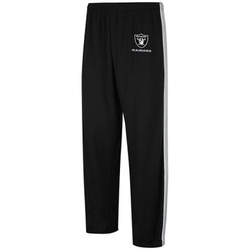 Oakland Raiders Classic Synthetic Pants - Black