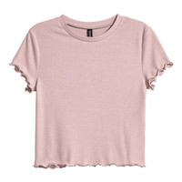 H&M Ribbed Top $12.99