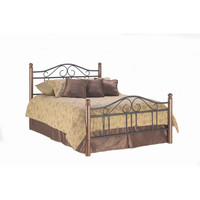 Hillsdale Harrison Metal Bed