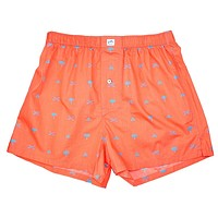 Loose Cannon Boxer in Nautical Orange by Southern Tide