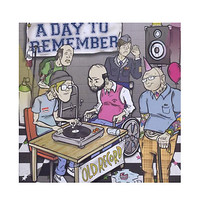 A Day To Remember - Old Record Vinyl LP | Hot Topic