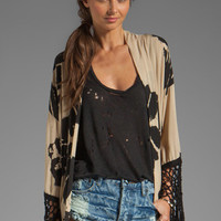 Spell & The Gypsy Collective Storm Tassel Kimono in Tie Dye from REVOLVEclothing.com