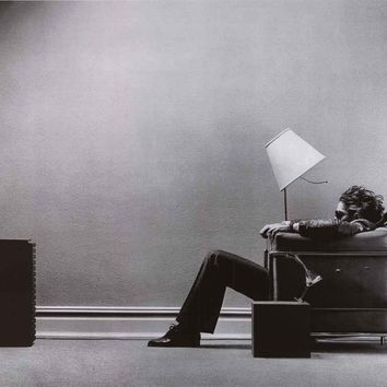 Maxell Tape Blown Away Ad Poster 24x36