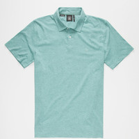 Volcom Wowzer Mens Polo Shirt Mint  In Sizes