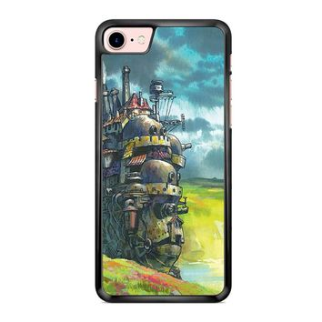 Howl S Moving Castle iPhone 7 Case