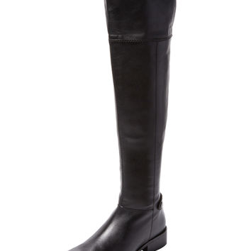 Seychelles Women's Collage Over The Knee Boot - Black -