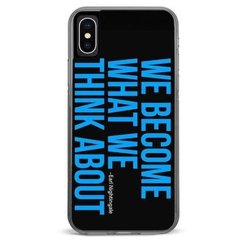 Earl Nightingale iPhone XR case