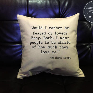 Custom Pillow Covers, Decorative Pillows, Quote Pillow Cover, Custom Phrase, cotton canvas pillow cover