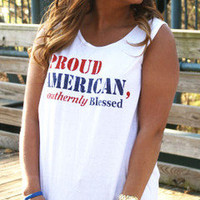 Proud American | Southernly Stated