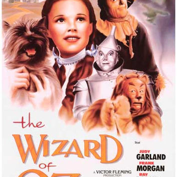 Wizard of Oz Movie Poster 11x17