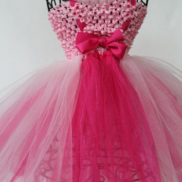 Princess tutu dress - birthday dress, princess dress, sleeping beauty tutu, girls tutu, spring dress, sleeping beauty costume, girls costume