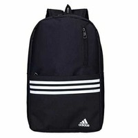 """Adidas"" Sport Hiking Travel Backpack College School Bag Laptop Bag Daypack Bookbag"