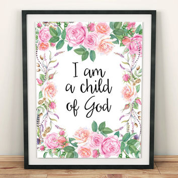 biblical wall art bible verse christian bible verse christian nursery biblical wall decor biblical digital file biblical  christian prints