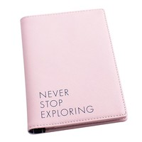 LEATHER PASSPORT HOLDER | kikki.K