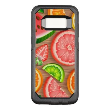Juice Bar OtterBox Commuter Samsung Galaxy S8 Case
