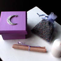 Moonlit Waters Ritual Bath Kit