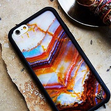 Wildflower Mystic Stone iPhone 6/6S Case