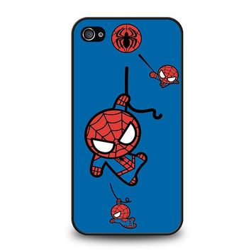 SPIDERMAN KAWAII Marvel Avengers iPhone 4 / 4S Case Cover