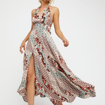 Free People Lovely Light Maxi Dress