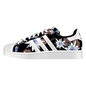 adidas Lotus Print Superstar | adidas US