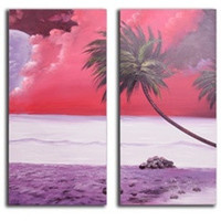 Mystic Breeze Canvas Wall Art