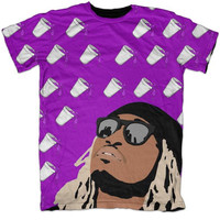 FUTURE CODEINE CRAZY TEE