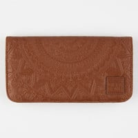 Billabong Playa Vista Wallet Brown One Size For Women 25564940001