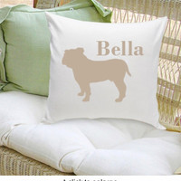Custom Classic Dog Pillow-Small Breeds