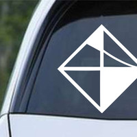 Assassin's Creed Animus Logo Die Cut Vinyl Decal Sticker