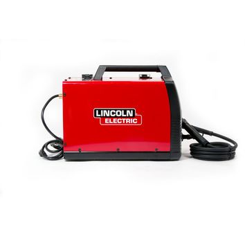 Lincoln Electric 140 Amp Weld Pak 140 HD MIG Wire Feed Welder with Magnum 100L Gun, Sample spools of MIG Wire and Flux Wire, 115V-K2514-1 - The Home Depot