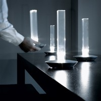 designdelicatessen - Oluce - Cand-Led 205 - Table Lamp - Oluce