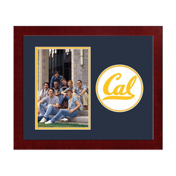 Campus Images University of California, Berkeley Spirit Photo Frame (Vertical)